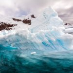 iceberg, partie emergée et immergée
